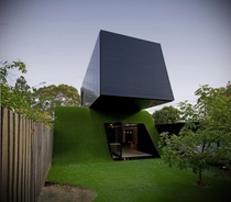The Hill House by Melbourne based studio Andrew Maynard Architects