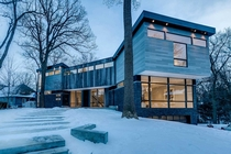 The Hillside House Toronto by Barroso Homes