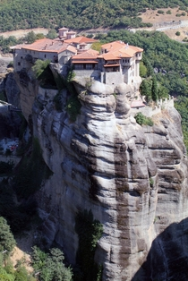 The Holy Monastery of VarlaamMeteoraGreece