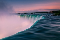 The Horseshoe Falls - Niagara Falls Ontario by Marvin Ramos Evasco