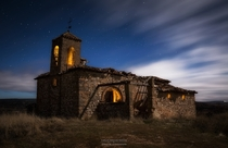 The house of ghost location spain By Carlos Snchez Santos