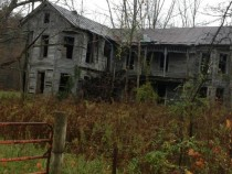 The house that my great great grandparents lived in in Carter County Kentucky   photo credit belongs to my cousin