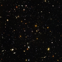 The Hubble Ultra Deep Field Image Apologies if its another re-post