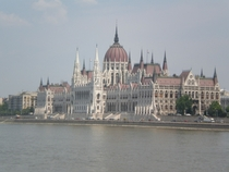 The Hungarian Parliament Budapest