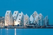 The Iceberg Dwellings Aarhus Denmark By Julien De Smedt Architects x