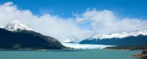 The immense Perito Moreno Glacier Argentina - this icefield is the worlds third largest reserve of fresh water  photo by Robert ODuill