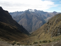 The Inca Trail Peru