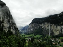 The Inspiration for Tolkiens Rivendell - Lauterbrunnen Switzerland