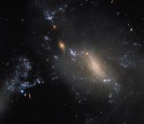 The Interacting Galaxies of NGC