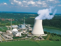 The Isar nuclear power plant in Germany which is currently Germanys most powerful generating  of its energy which will be the last working nuclear power plant in Germany closing on December