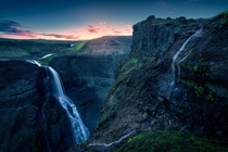 The island of uncountable waterfalls Iceland  IG holysht