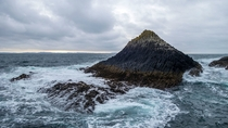 The Isle of Staffa Scotland