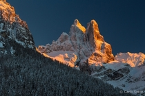 The Italian Dolomites  by Carlo Sette