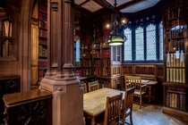 The John Rylands Library Manchester England
