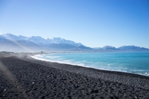The Kaikoura Coastline New Zealand