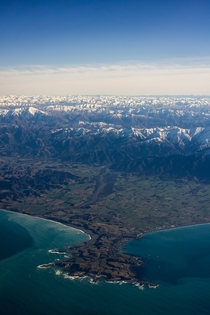 The Kaikoura Peninsula - where the Mountains Meet the Sea