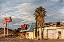 The kitchen is closed at this old diner that sits on the outskirts Las Vegas Nevada
