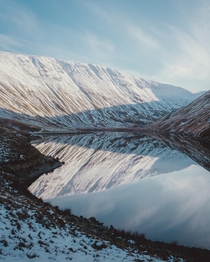 The Lake District UK looking good in its winter coat  IGpete_ell