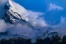 The land of the long white cloud - Westland Tai Poutini National Park New Zealand