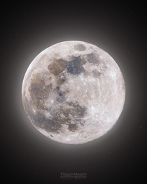 The largest moon well see this year the  Supermoon
