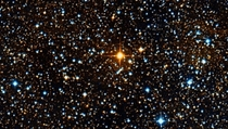 The largest star discovered so far the red supergiant UY Scuti dominates its corner of space