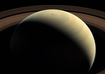 The latest view of Saturn from Cassini March