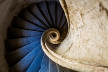 The Left Turning Staircase Vienna  photo by Funky Eye
