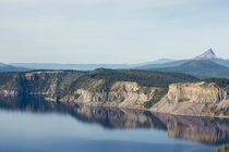 The lesser acclaimed side of Crater Lake OR