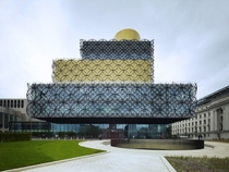 The Library of Birmingham UK  Photo by Christian Richters