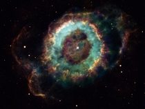 The Little Ghost Nebula NGC