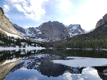 The Loch Rocky Mountain National Park