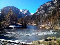 The Loch Rocky Mountain National Park --