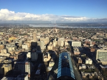The long shadow of the Columbia Tower Seattle OC x