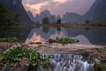 The Lost World Yangshuo County in China