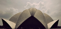 The Lotus Temple New Delhi India