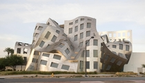 The Lou Ruvo Center for Brain Health in Las Vegas by Frank Gehry