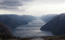 The Lysefjord Unedited