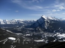 The Magnificent Banff Mountains