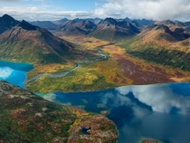 The magnificent raw wilderness of Chikuminuk Lake hidden away in Alaska Photo by Michael Melford