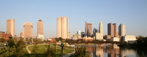 the magnificent small city of Columbus Ohio