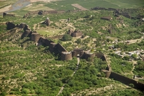 The Majestic Rohtas Fort    in Jhelum Pakistan
