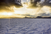 The many textures of Western Utah Bonneville Salt Flats