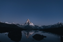 The Matterhorn at Dawn