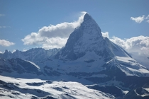 The Matterhorn from Gornergrat