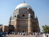 The Mausoleum of Shah Rukn-e-Alam Multan