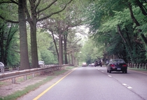 The Merritt Parkway in Connecticut is considered one of the most beautiful highways in the world due to its attractive tree canopy and distinctive art deco bridges
