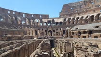 The Mighty Wonder of the World Colosseum