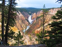 The Mighty Yellowstone  OC