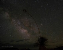 The Milky Way from New Mexico -- - Brian Acker Photography