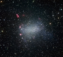 The Milky Ways Tiny but Tough Galactic Neighbour - Barnards Galaxy